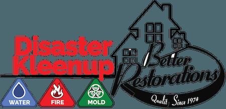 Disaster Kleenup Better Restorations