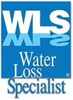 water loss specialist logo